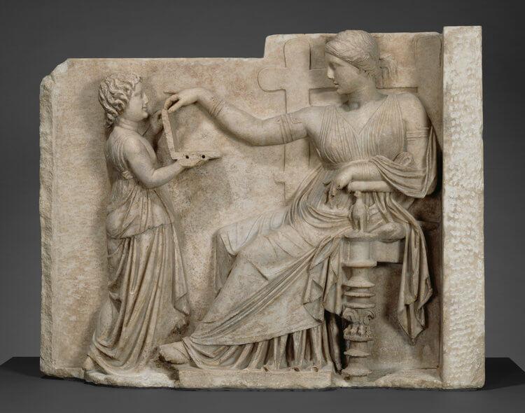 Ancient Greek Works of Art
