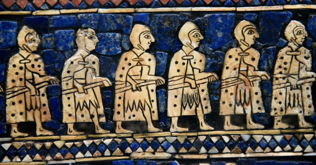 The Ancient Sumerians And Their Art